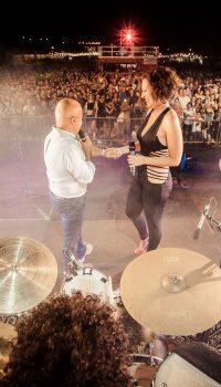 Sara Zaccarelli NuBand feat  Paolo Cevoli live in Imola